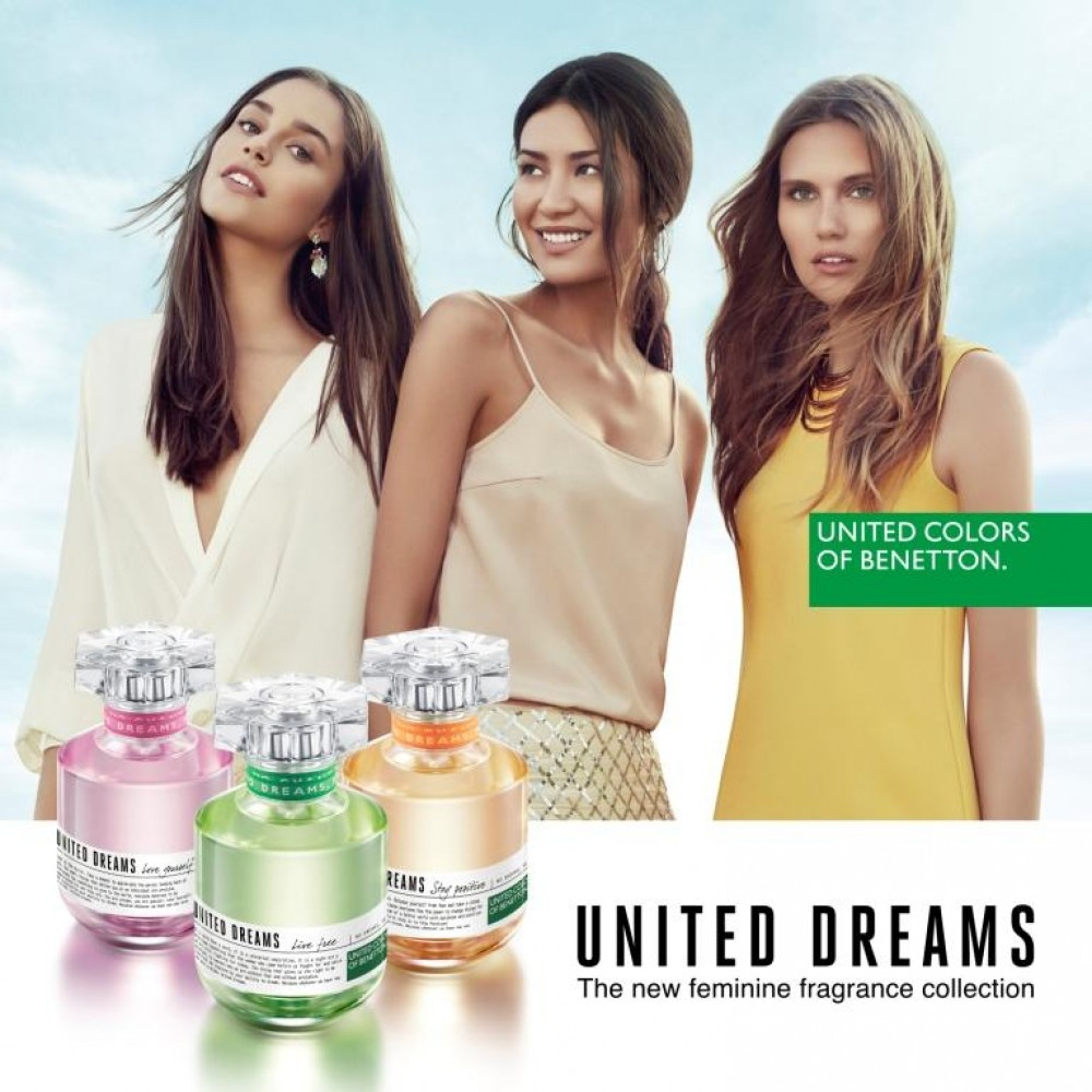united dreams benetton